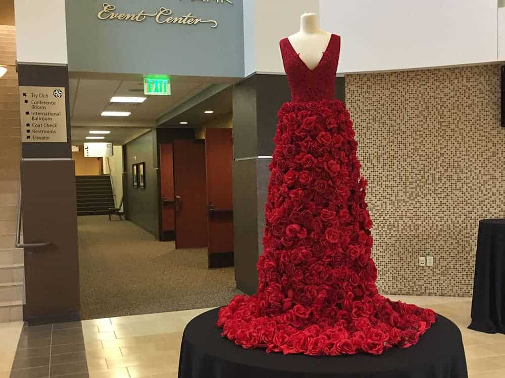 Red Dress Gala - Grand Foyer