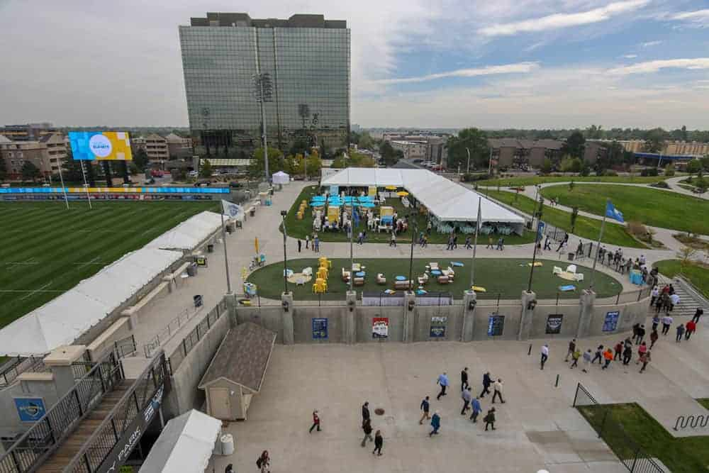 Festival Plaza Outdoor Event Venues